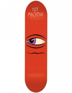Bilde av Skateboard - Toy Machine 7.875 Side Eye Team Deck
