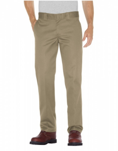 Bilde av Bukse - Dickies Slim Fit Industrial Work Pant / Desert Sand
