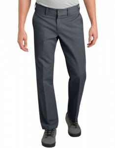 Bilde av Bukser - Dickies '67 Grey Slim Fit Straight Leg Industrial Work