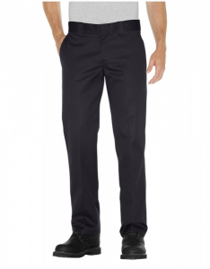 Bilde av Bukser - Dickies Work Pant Black Slim Fit Straight Leg