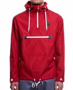 Bilde av Jakke - Turbokolor Freitag Jacket - Red / Vanntett