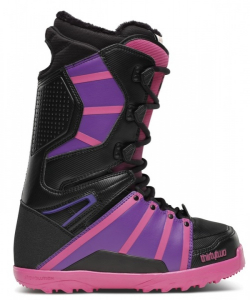 Bilde av Snowboard Boots - Thirtytwo Lashed Ft Black/Pink WMS