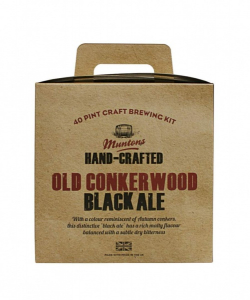 Bilde av Handcrafted - Old Conkerwood Black Ale *