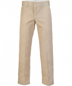 Bilde av Bukser - Dickies Work Pant Khaki Slim Fit Straight Leg