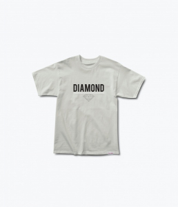 Bilde av T-skjorte - Diamond Strike / Cream