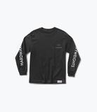 Bilde av Longsleeve - Diamond Futura Sign Black