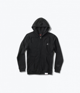 Bilde av Zip Hood - Diamond Supply Co MINI UN-POLO / Black