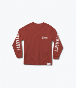 Bilde av Longsleeve - Diamond Crescendo / Burnt Orange