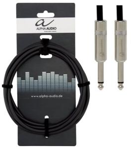 Bilde av Alpha Audio 6,3 mm stereo jackkabel (6m)