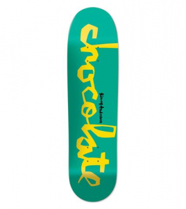 Bilde av Skateboard - Chocolate 8.25