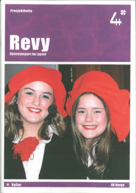 Revy-Ekstremsport for pyser