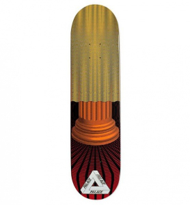Bilde av Skateboard - Palace 7.75 Drury Curtains Orange
