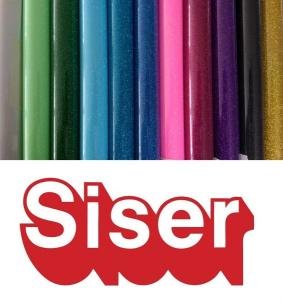 Bilde av Siser glitter 30x50cm