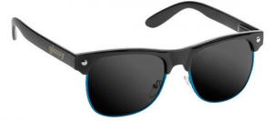 Bilde av Solbrille - Glassy Sunhaters Shredder / Black / Blue Trim