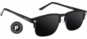 Bilde av Solbrille - Glassy Sunhaters P-Rod / Matte Black