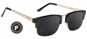 Bilde av Solbrille - Glassy Sunhaters P-Rod / Black / Gold