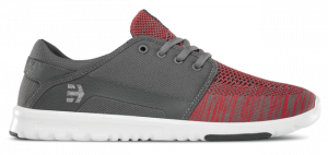 Bilde av Sko - Etnies Jameson Scout YB / Dark Grey / Red