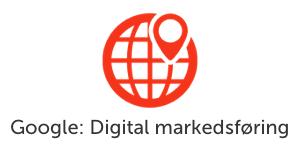 Google: Digital markedsføring