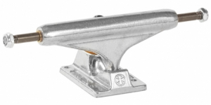Bilde av Skateboard Trucks - Independent Silver Raw 129mm