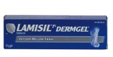 Bilde av LAMISIL DERMGEL 1% 15G