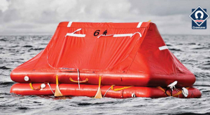 Crewsaver ISO Ocean 4 personer