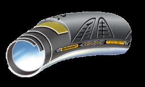 Bilde av Continental Grand Prix 4000 S II 22mm-622mm Tubular dekk