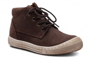 Bilde av Bisgaard, brun sko med lisser