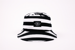 Bilde av Hatt - Turbokolor - Maneaters Bucket Hat Sailor - White/Bl