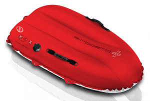 Bilde av Airboard Freeride 180x Red