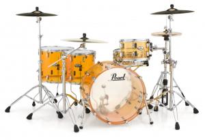 Bilde av Pearl Crystal Beat Acrylic Tangerine Glass 4 tr.