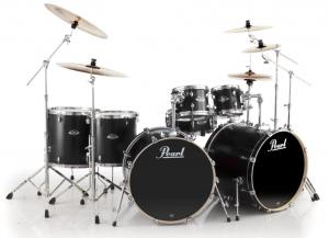 Bilde av PEARL EXPORT EXL727 dobbelbass trommesett