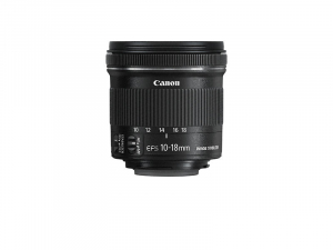 Bilde av Canon EF-S 10-18/4,5-5,6 IS STM