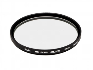 Bilde av Kenko Filter UV MC 370 slim 58mm