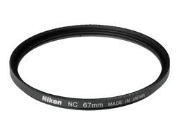Bilde av Nikon neutral color NC filter 67mm