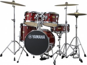 Bilde av Yamaha Manu Katché Junior trommesett CR