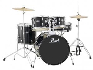 Bilde av PEARL RoadShow trommesett m/ cymbaler