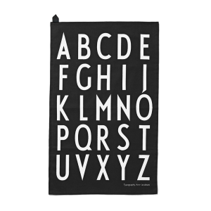 Bilde av Design Letters , 2 pk svarte
