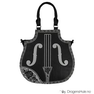 Bilde av Veske: Violin Black