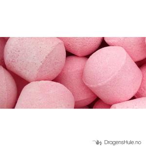 Bilde av Badebombe:  Rose Chill Pill - 6 stk á ca 14g