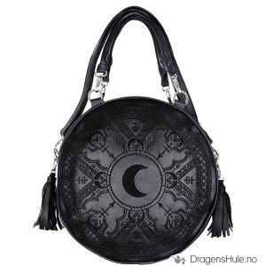 Bilde av Veske: Henna Moon Bag Black