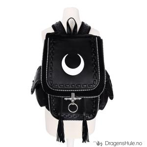 Bilde av Ryggsekk: Crescent Backpack White