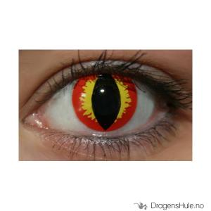 Bilde av Kontaktlinser: Funky Dragon Eye (par)