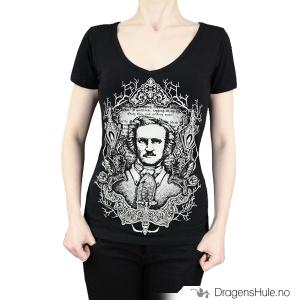 Bilde av T-skjorte: Edgar Allen Poe D