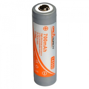 Bilde av OrcaTorch 14500 batteri