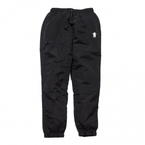 Bilde av Bukse - Grizzly Griptape Heritage Warm-Up Pant / Black