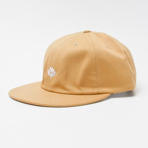 Bilde av Caps - Magenta Plant 6 Panel Hat / Orange