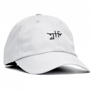 Bilde av Caps - Just Have Fun Classic Skate Dad Hat / White