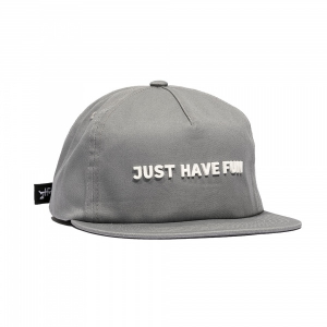 Bilde av Caps - Just Have Fun All Is One Strapback / Grey