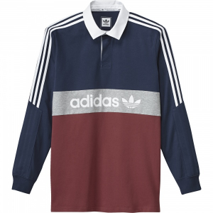 Bilde av Genser - adidas RUGBY NAUTICAL Red / Blue / Grey / White