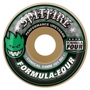 Bilde av Skateboard Hjul - Spitfire 54MM Formular Four 101D Conical Full